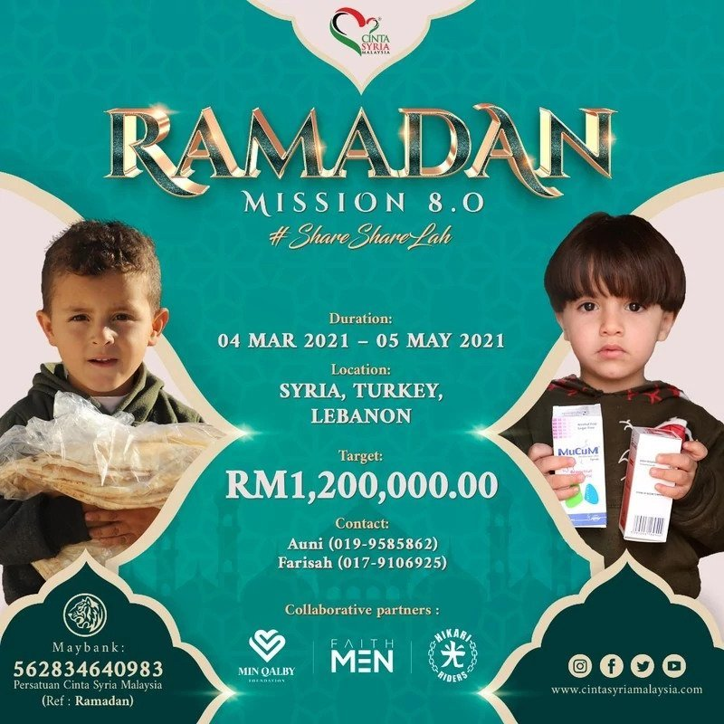 Ramadan Mission 8.0